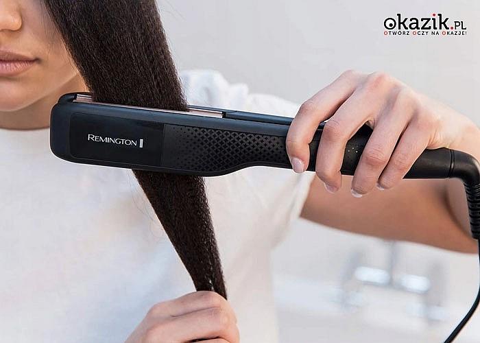 Uzyskaj bezkonkurencyjną objętość i kształt włosów dzięki karbownicy Ceramic Crimp 220