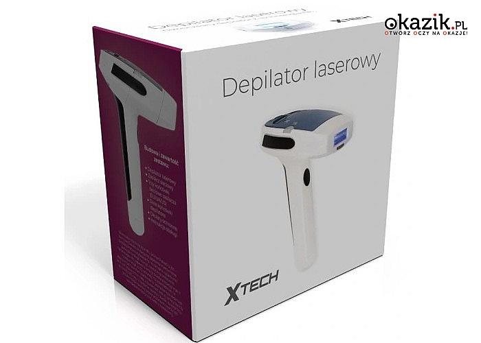 Depilator laserowy zapewnia jedwabiście gładką i higieniczną skórę