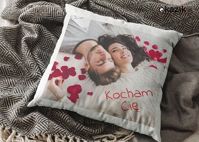 Podaruj swojej ukochanej mamie wyjątkowy prezent - poduszkę z wyznaniem