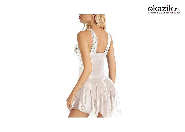 Lekka koszulka to rozwiązanie dla każdej kobiety, która chce podkreślić swoje ciało