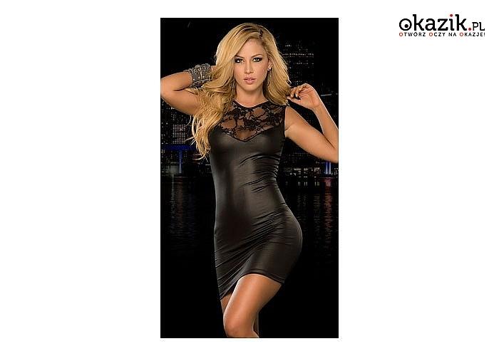 Odkryj swoją drapieżną naturę i wybierz sukienkę, która perfekcyjnie wyeksponuje Twoje piękne kształty