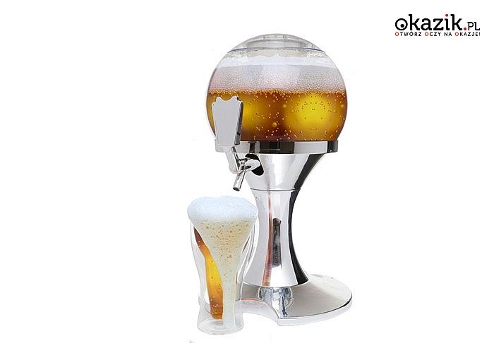 Dyspenser alkoholu! Dozownik do piwa i nie tylko! 3,5 litra!