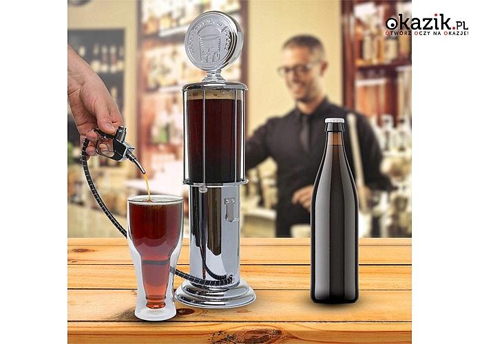 Dystrybutor alkoholu, idealny na imprezę! Pojemność 950 ml!