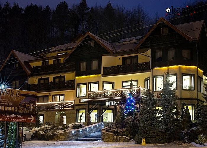 Jesienny wypoczynek w Pieninach w Hotelu Smile