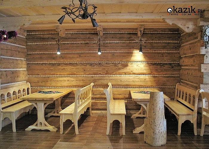 Wypoczynek w otoczeniu Tatr w DW Eliżbieta