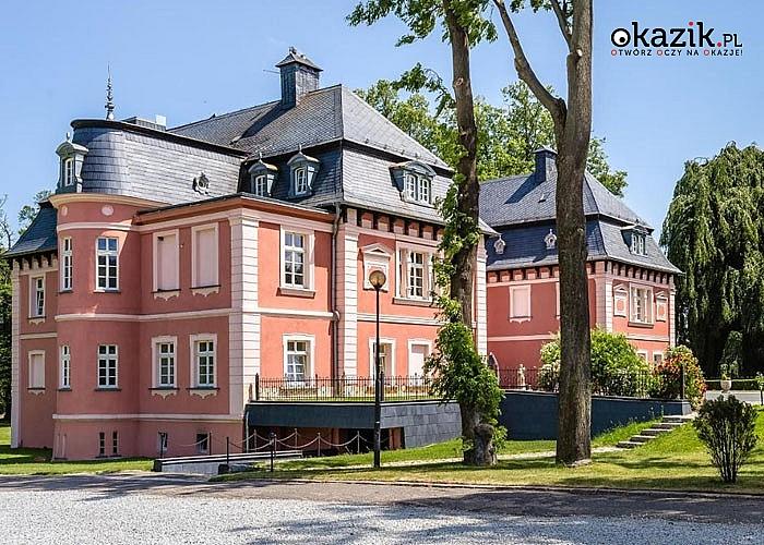 Hotel Pałac Spiż pałac otoczony parkiem