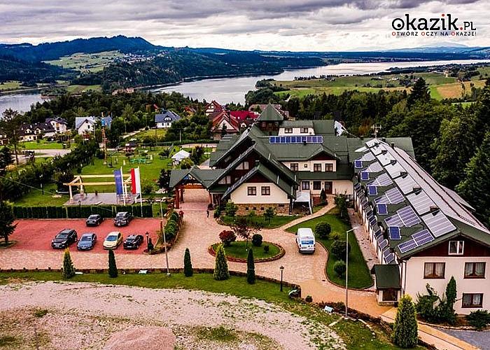 Kinga Hotel Wellness ****  u stóp zamku Czorstynie