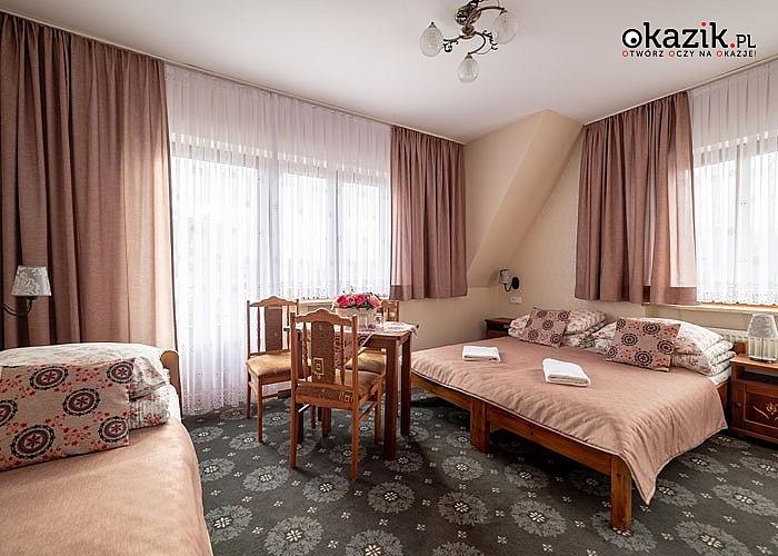 DW Maryna urlop u stóp Tatr miejsce dla osób ceniących spokój, ale i aktywny wypoczynek