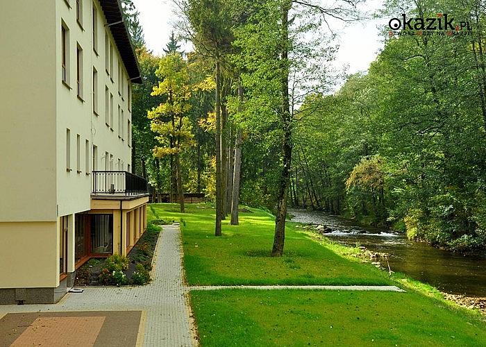 Hotel Mir-Jan w Lądku Zdrój wypoczynek w górskim uzdrowisku