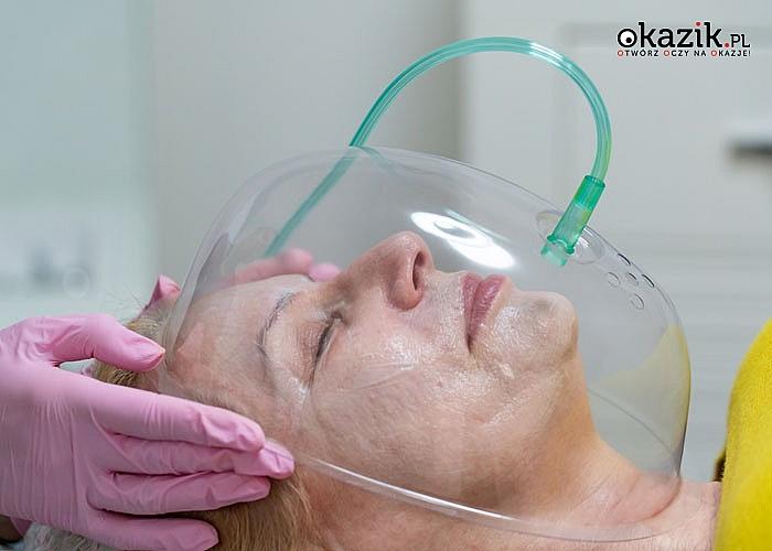 Nowoczesny i bezinwazyjny zabieg infuzji tlenowej skutecznie dotleni i poprawi stan Twojej skóry