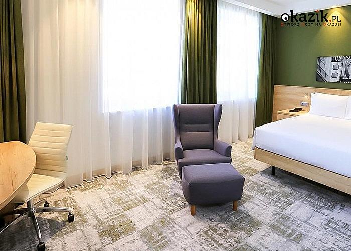Hampton by Hilton w Gdańsku nowoczesny hotel w sercu Starego Miasta