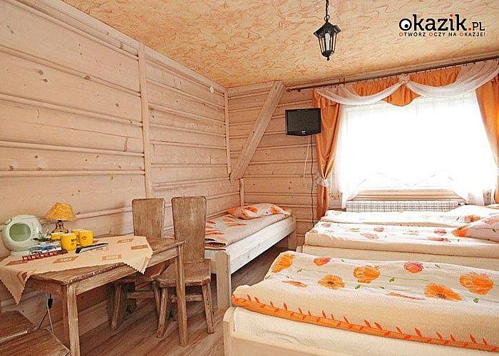 Jesienny urlop w Tatrach! Gliczarów Górny! Willa Karczma i Grota Zbójnicka! Pobyty z wyżywieniem oraz pięknymi widokami!