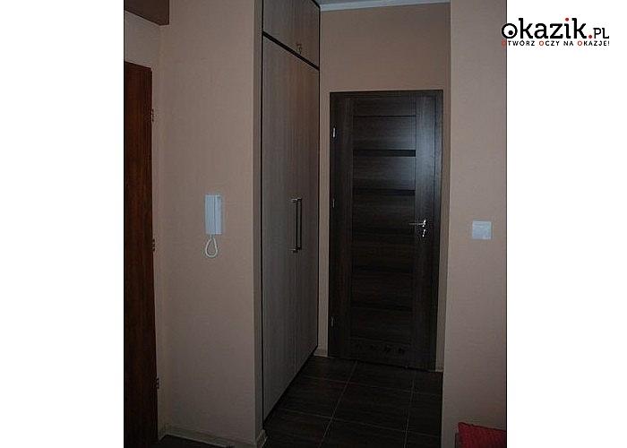 Apartament AGAT w Giżycku to nowy, 2-pokojowy w pełni wyposażony komfortowy apartament przy plaży nad jeziorem Niegocin