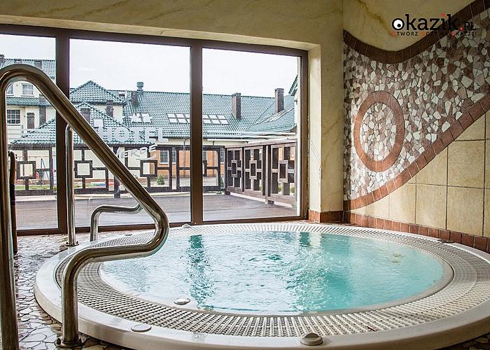 Weekendowy wypoczynek w luksusowym Hotelu Verde w  Mścicach koło Koszalina