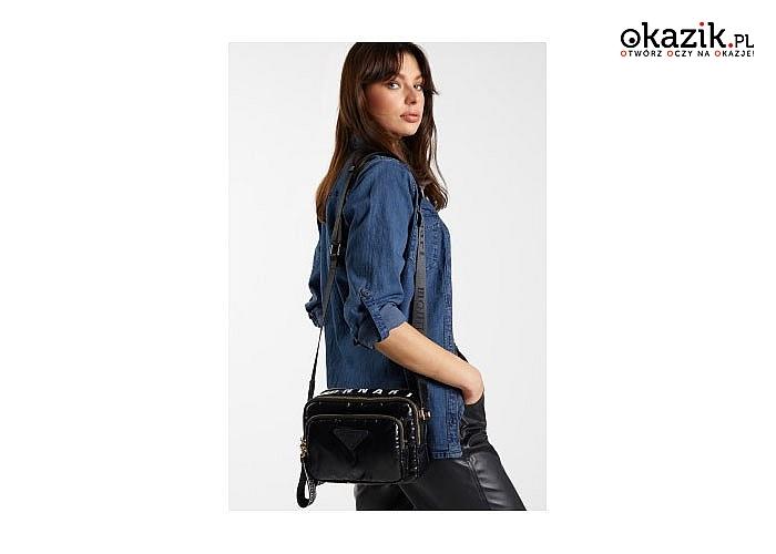 Listonoszka Monnari została zaprojektowana z myślą o aktywnych kobietach, które potrzebują zgrabnej i modnej torebki.