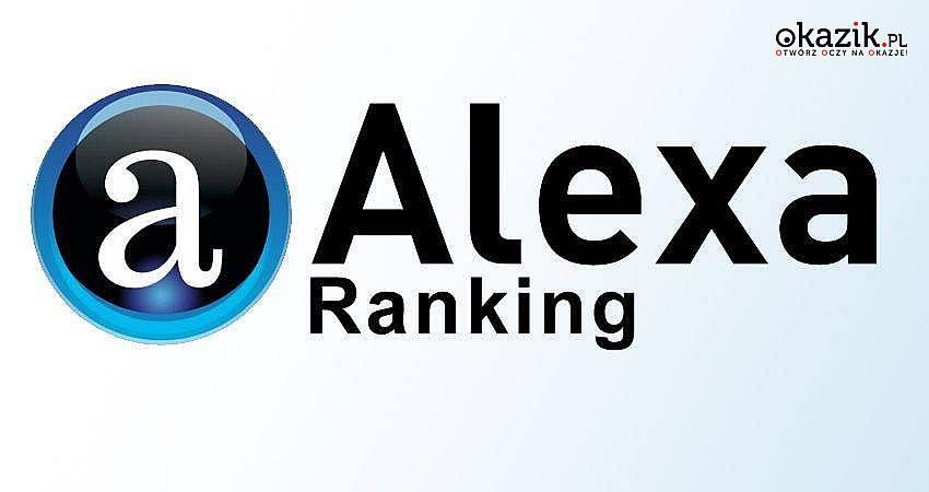 Okazik.pl w rankingu najpopularniejszych stron! Pniemy się w górę!