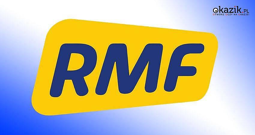 Spot reklamowy portalu Okazik.pl w RMF FM