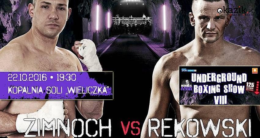OKazik wspiera Marcina Rekowskiego REXA!