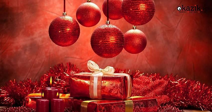 Boże Narodzenie w Okaziku - życzenia świąteczne.