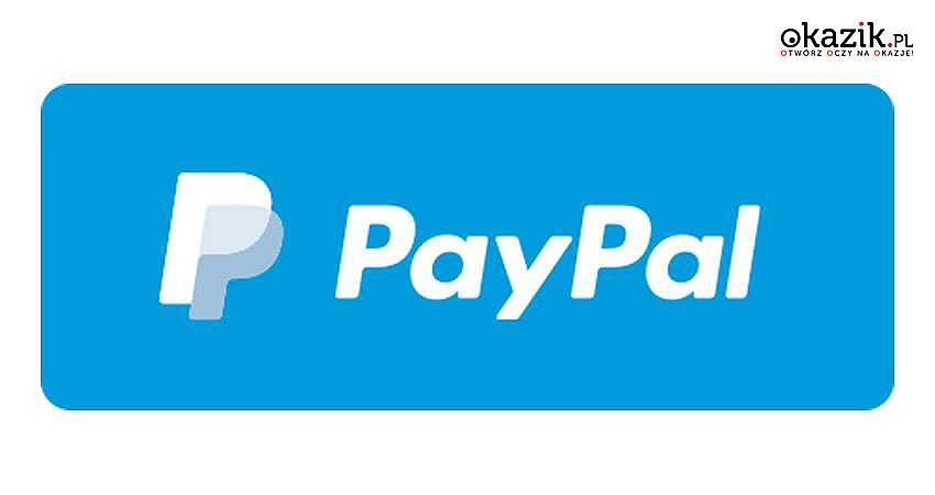 Kolejne udogodnienia dla Klientów: płatności PayPal.