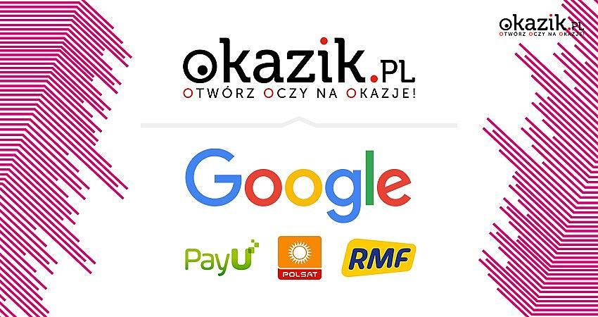 Wizyta przedstawiciela Google Polska i internetowych rewolucji  w biurze Okazika.