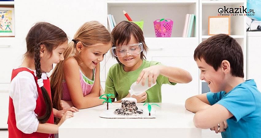 Wakacyjna edukacja poprzez zabawę.