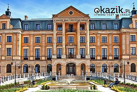 Pobyty weekendowe dla dwojga w pięknym Pałacu Bursztynowym***, Włocławek. (od 259 zł)