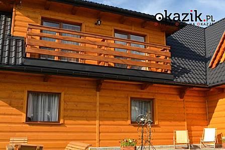 MURZASICHLE na wakacje - Tatrzańska Sichła z wyżywieniem i atrakcjami w okolicy!