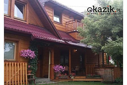Relaksacyjne pobyty w Białce Tatrzańskiej dla 2 osób w Pokojach Siedlisko. (od 239 zł)