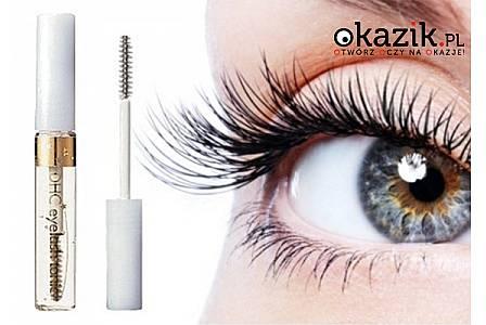 DHC Eyelash Tonic! Odżywka która sprawi, że rzęsy stają się spektakularnie dłuższe, grubsze i piękniejsze!(39.90 zł)