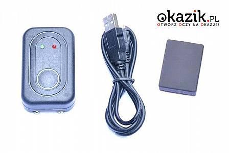 PODSŁUCH SZPIEGOWSKI N9 i lokalizator GSM w jednym! 2 mikrofony o zasięgu 10 m, funkcja CALL BACK + aktywacja dźwiękiem.