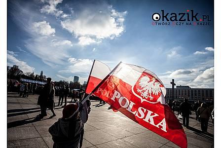 Święto Niepodległości w przepięknych polskich KARKONOSZACH – pensjonat w Przesiece czeka!