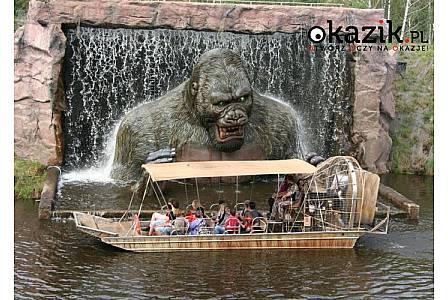 Serengeti Park! Niemcy! Spędź cudowny dzień w największym w europie safari! Przejazd autokarem klasy LUX, opieka pilota!