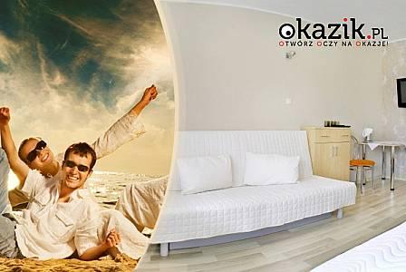 WŁADYSŁAWOWO, La Mare Kwatery. Komfortowe pokoje z łazienkami, TV.  200 m od plaży i morza.