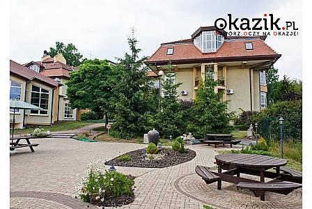 Ferie w Ośrodku Rehabilitacyjno – Wypoczynkowym Wielspin w Wągrowcu! Pełne wyżywienie! Strefa rekreacyjna! Animacje!