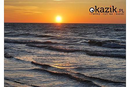 Odpocznij nad morzem! Dom Wczasowy Jagiellonka w Jastrzębiej Górze! Komfortowy pobyt dla 2 lub 3 osób! 150 m od morza!