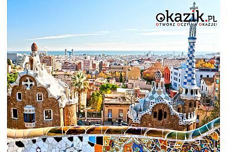 COSTA BRAVA - kraina wina i słońca na 13-dniowy wypoczynek w Hiszpanii w hotelu***. 7 terminów do wyboru!