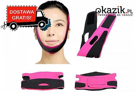 OPASKA Face Slim Tool, która odchudzi twoją twarz! DARMOWA przesyłka