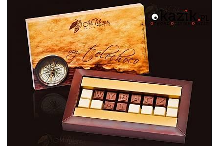 Przenieś się do miejsca, gdzie czekolada to niezwykła przyjemność-ORYGINALNE WYZNANIE w słodkiej formie