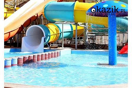 Słoneczna Hurghada! King Tut Aqua Park Beach Resort! Komfortowe pokoje! Bezpośrednio przy plaży! All Inclusive!