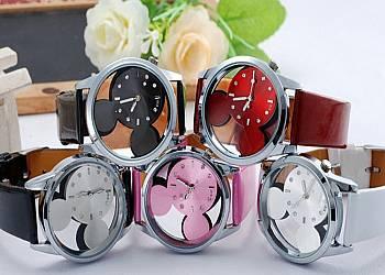 Zegarek damski Myszka Miki