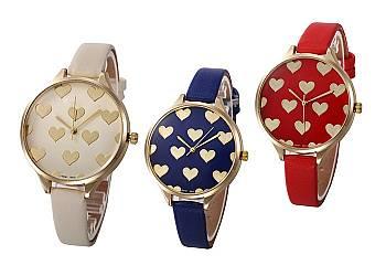 Zegarek tysiąca serc