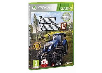 Farming Simulator 2015 Xbox CLASSIC