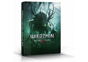 Gra PC Wiedźmin 3 Ed. 10 Lecia w STEELBOOK