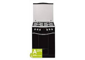 Kuchnia gazowo-elektryczna Amica: 608GE3.43ZpTsKDNAQXL