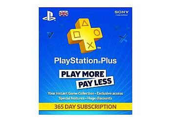 PlayStation Plus Card 365 Days 9261537