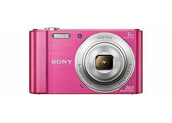 DSC-W810 pink 20,1M,6xOZ,720p