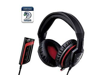 Orion Gaming Heads PRO z mikrofonem  black-red