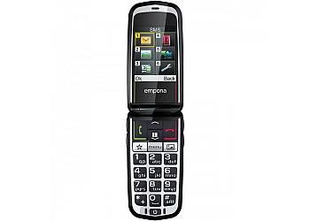 Telefon GLAM V34 RED