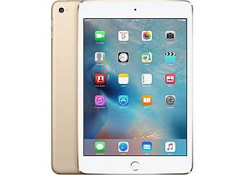 iPad mini 4  WiFi Cellular 128GB - Gold